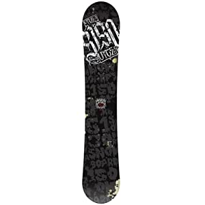 5150 Vice Wide Snowboard 163 Mens