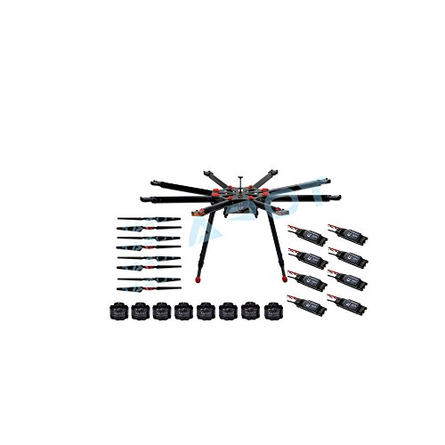 TAROT-X8-8-Axis-Octacopter-FPV-Frame-TL8X000-Multicopter-Super-Combo-not-assembled-Airframe-Motor-ESC-propeller-with-electric-landing-gear