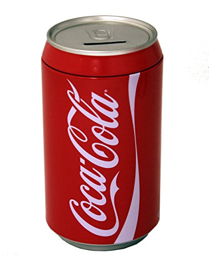 The Tin Box Company Coca Cola Can Bank