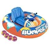 Banzai Motorized Bumper Boat With Water