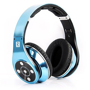 Bluedio R+ Legend Version Over-Ear Wireless Bluetooth 4.0 Headphone For Mobile Phones And Personal Computers�� Gray