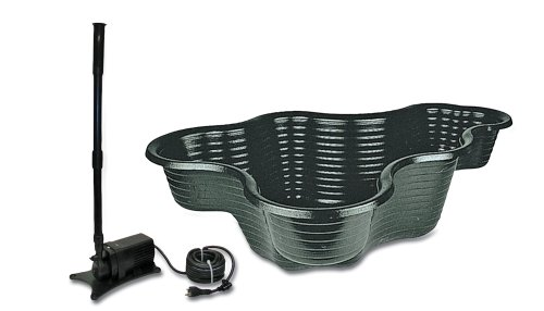 Beckett Water Gardening Ppk42 Preformed Pond Kit 42