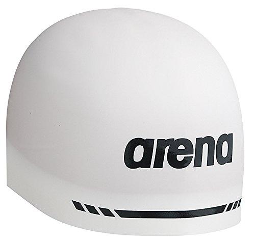 arena(アリーナ) シリコンキャップ ホワイト L ARN-5400