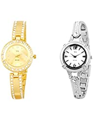 WATCH ME COMBO GIFT SET OF WATCHES FOR WOMEN WM-121G-119S