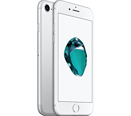 NEW 2016 UK MODEL APPLE IPHONE 7 SIM-Free (32GB, SILVER)