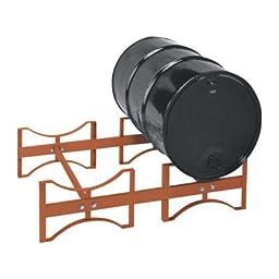 Northern Industrial Drum Racks - 2 Racks