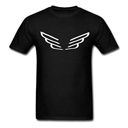 Uomo's Mumford & Sons Rock Band Blake Mills Nero T Shirt X-Large