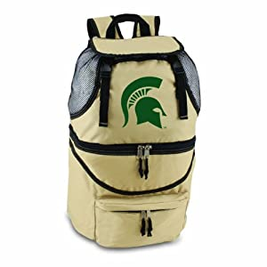 NCAA Michigan State Spartans Zuma Insulated Backpack by Picnic Time