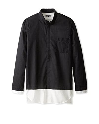 Alexandre Plokhov Men's Overlay Long Sleeve Shirt