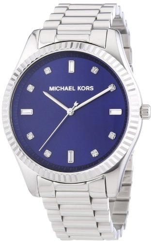 Michael Kors MK3225 - Orologio da polso da donna, cinturino in acciaio inox colore argento