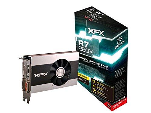 XFX PCI Express R7 260X 1GB Graphics Card (DD DDR5