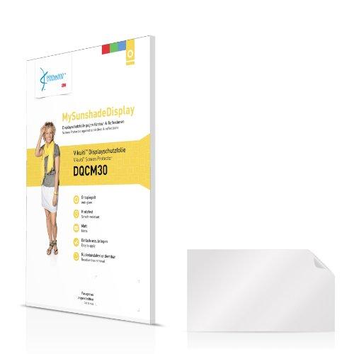 Vikuiti Displayschutzfolie DQCM30 passgenau für Medion Akoya E54009 (MD 20125) Schutzfolie (Matt / entspiegelt, hartbeschichtet, schmutzabweisend, sehr einfache Montage)