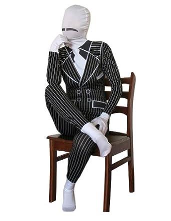 Low Price SecondSkin Men's Full Body Spandex Lycra Suit