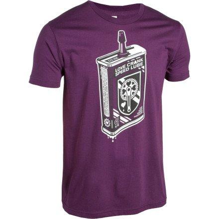 Buy Low Price Twin Six Love Crank Short Sleeve T-Shirt (B0065HGO5C)