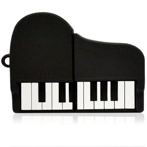 818-Shop-No3320003-Hi-Speed-USB-Sticks-248163264-GB-Klavier-Piano-Instrument-3D-schwarz
