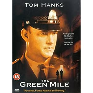 The Green Mile DVD 2000