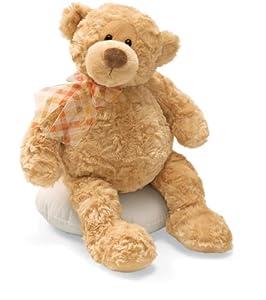 """Gund Manni Bear 12.5"""" Plush by Gund"""