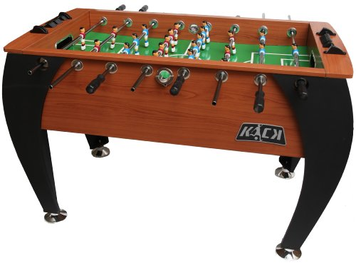 Discover Bargain Kick Foosball Table Legend, 55 In