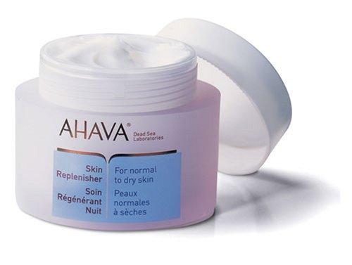 Ahava Skin Replenisher (Night), normal to dry, 1.7oz