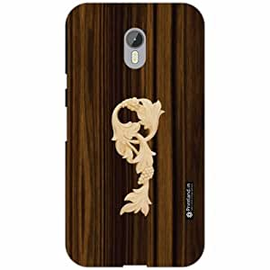 Moto G (3rd Generation) Back Cover - Silicon Wood Designer Cases