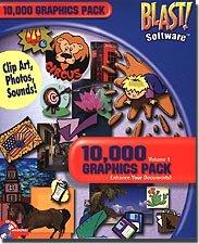BLAST 10,000 GRAPHICS