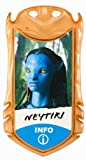 James Cameron's Avatar Na'vi Neytiri Figure with Bioluminescence
