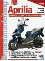 Bd. 5270 Reparatur-Anleitung Aprilia Leo...