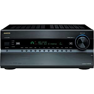 Onkyo TX-NR1008 9.2-Channel Network Home Theater Receiver (Discontinued by Manufacturer)