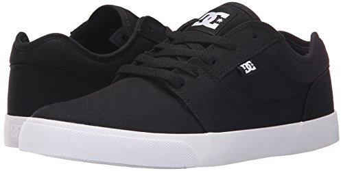 DC Men's Tonik TX Skateboarding Shoe, Black, 8.5 D US