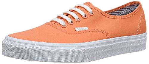 Vans AUTHENTIC, Unisex-Erwachsene Sneakers, Orange ((Deck Club) fre FD5), 41 EU