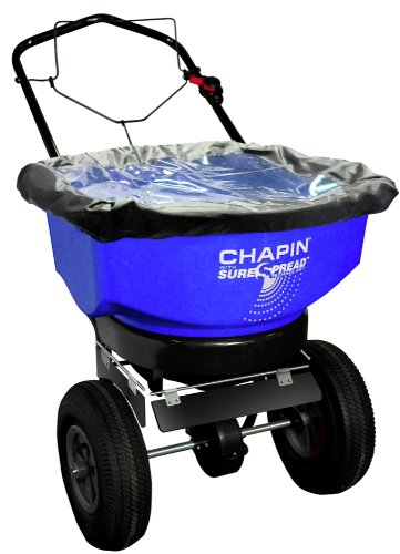 Buy Chapin 80088 Salt and Ice Melt Spreader, 80-Pound