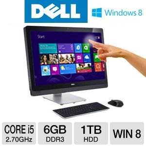 Dell XPS One XPS027-1471BK 27-Inch Desktop