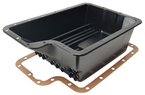 Derale 14208 Transmission Cooling Pan for Ford E4OD, 4R100, 5R110 and5R110W (4r100 Transmission Parts compare prices)