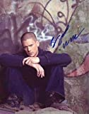 Gorgeous Wentworth Miller Prison Break Signed 8x10 New