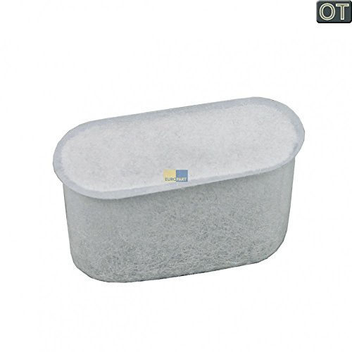 1x DeLonghi Wasserfilter, Aktivkohlefilter, Kalkfilter, Filter für Kaffeemaschine BCO410 - Nr.: 5513214241