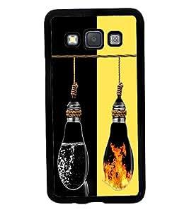 Printvisa 2D Printed Designer back case cover for Samsung Galaxy A3 A300F- D4588