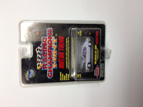 "Racing Champions Mint 1969 Pontiac GTO ""Judge"" Classic Die Cast Collectible White - 1"