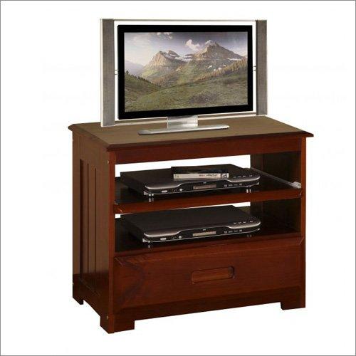 Cheap Entertainment Center New Energy Merlot Bedroom TV Stand (NEW8620-ENT-0)