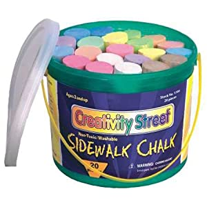 20 Giant Chalks