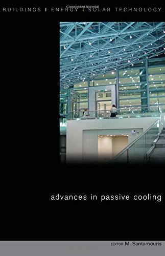 Advances In Passive Cooling (Best (Buildings Energy And Solar Technology))