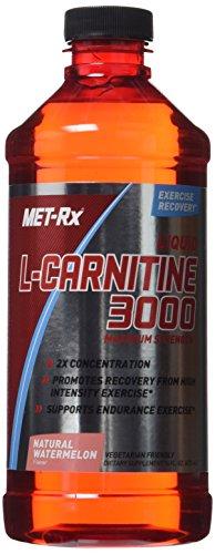 MET-Rx liquide L-Carnitine 3000 une résistance