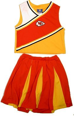 Kansas City Chiefs Two Piece Youth Cheerleader Outfit - Buy Kansas City Chiefs Two Piece Youth Cheerleader Outfit - Purchase Kansas City Chiefs Two Piece Youth Cheerleader Outfit (Reebok, Reebok Dresses, Reebok Girls Dresses, Apparel, Departments, Kids & Baby, Girls, Dresses, Girls Dresses, Jumpers, Girls Jumpers, Jumper Dresses, Girls Jumper Dresses)