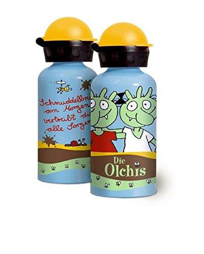 Die-Olchis-Alu-Trinkflasche