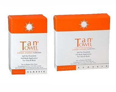 Tantowel Classic (Choose Size)