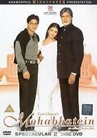 Mohabbatein [DVD]
