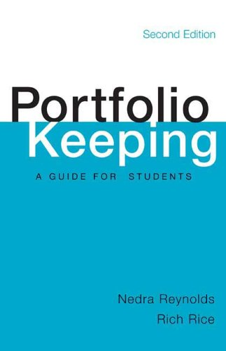Portfolio Keeping: A Guide for Students, 2nd edition