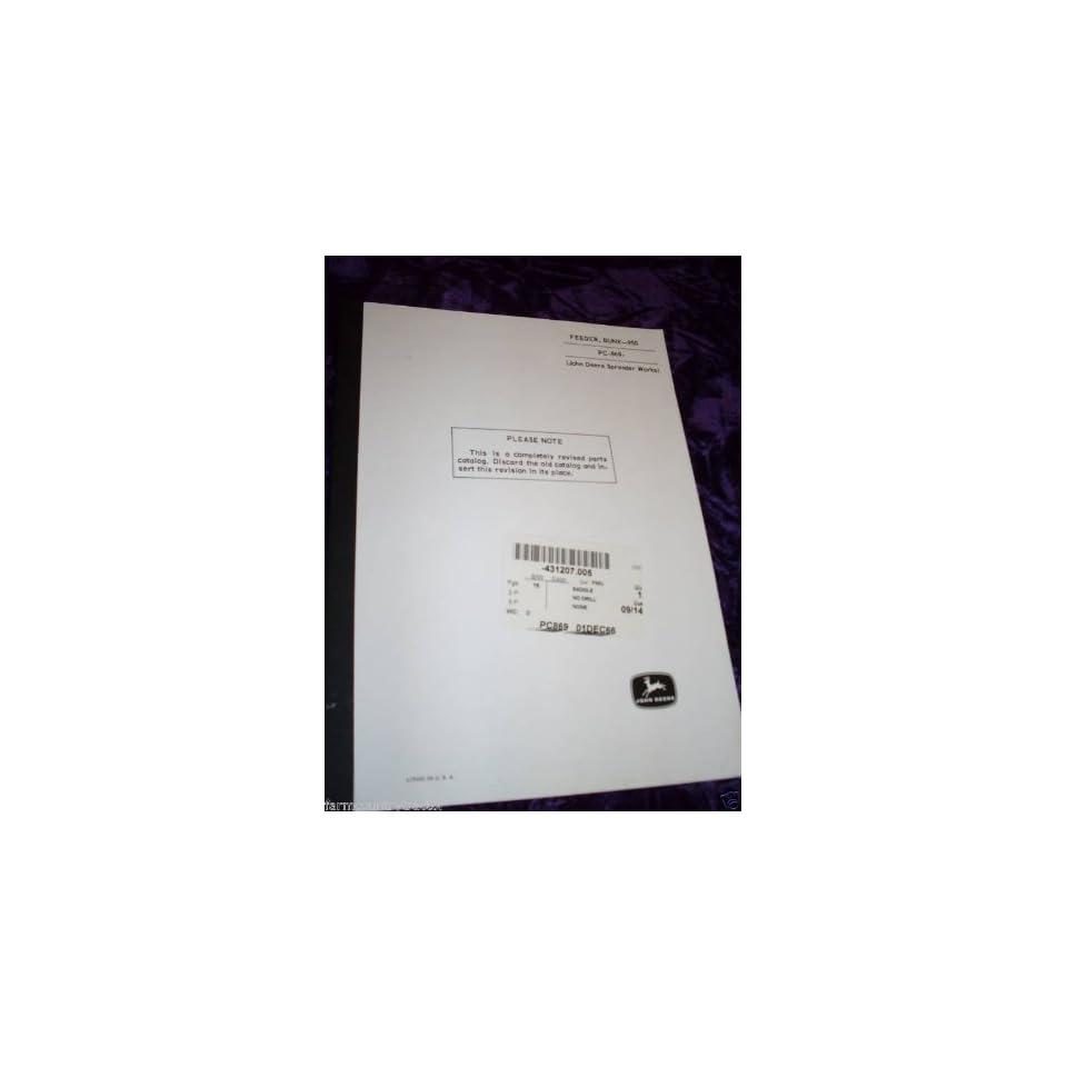 John Deere 950 Parts Diagram