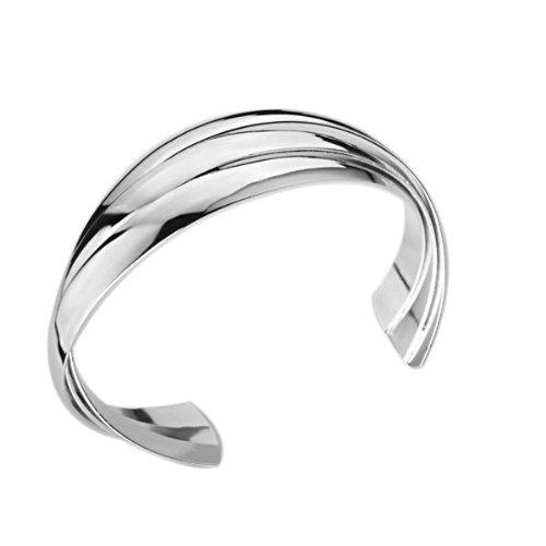 Collection Silver - The British Bulldog Store - Woman Bangle