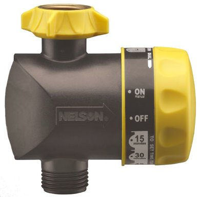Nelson 56600 Shut-Off Water Timer (Shower Timer With Shut Off compare prices)