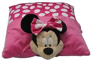 Disney Minnie 2-in-1 Cushion Plush